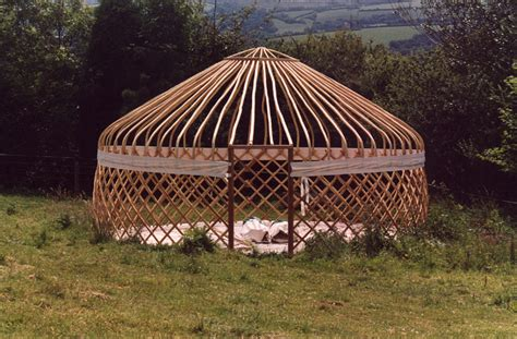 Building A Tent Platform by Yurt Sales