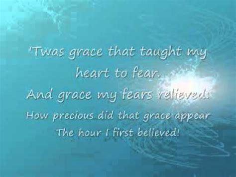 amazing grace testo italiano amazing grace lyrics