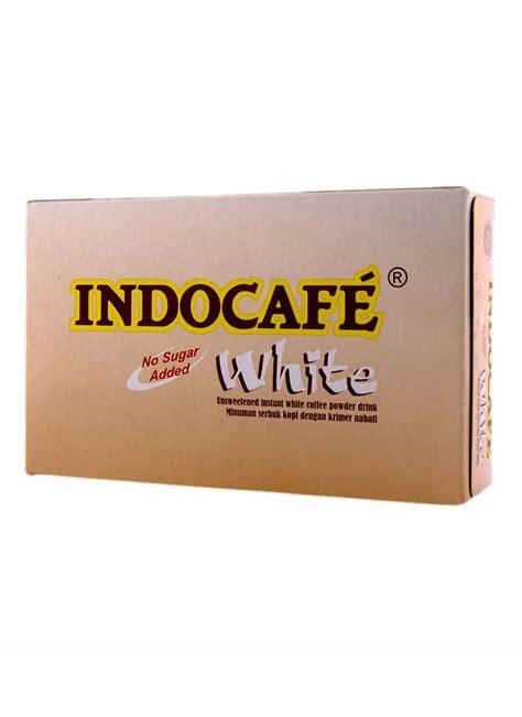 A15 Luwak Kopi Murni 165g indocafe white coffee box 10x12g klikindomaret