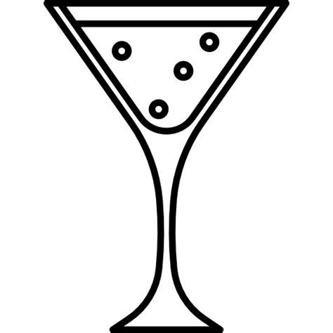 martini cup martini cup free food icons