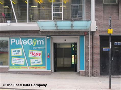 pure gym local data search