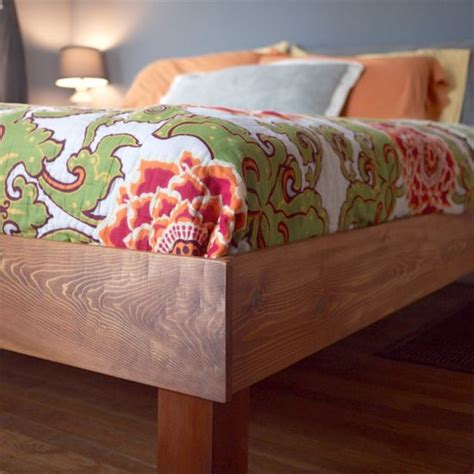 Build Your Own King Size Bed Frame The World S Catalog Of Ideas