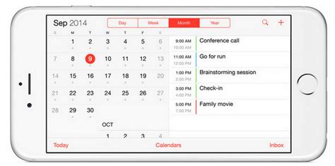 time planner for iphone helps you plan your day and how to sync iphone ipad ipod touch with outlook calendar