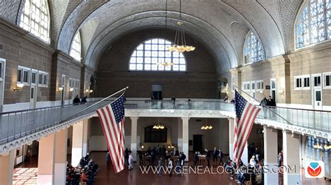 Ellis Island Records Genealogy Gems