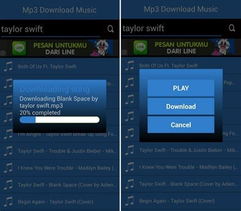 free mp3 app android for shared mp3