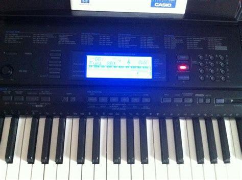 Keyboard Casio Ctk 5000 Baru casio ctk 5000 image 311625 audiofanzine