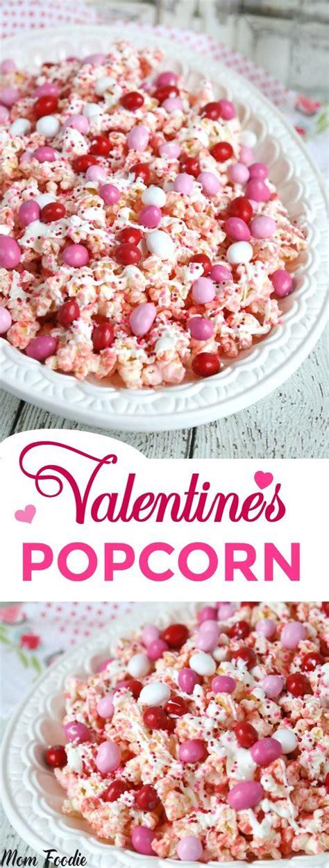valentines popcorn valentines day popcorn recipe chocolate covered