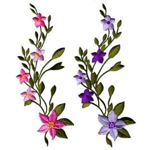 flowers on a vine clipart best