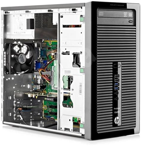 Hp Prodesk 490 Dos K2u17pa hp prodesk 400 g2 microtower poč 237 tač alza cz