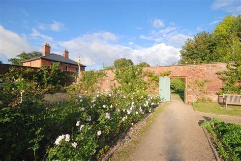 Town And Country Properties For Sale In Elford Parker Elford Walled Garden