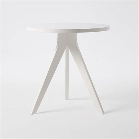 West Elm Tripod Table by Tripod Table West Elm