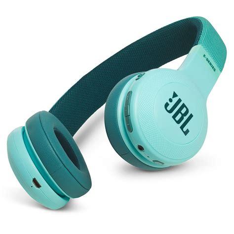 New Ori Resmi Jbl Wireless On Ear Headphone T450bt Putih jbl e45bt bluetooth on ear headphones teal jble45bttel b h