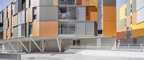 urban housing development gallery of housing and urban development project in manresa pich aguilera architects 4