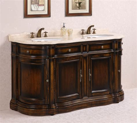 66 inch bathroom vanity double sink 66 inch double sink bathroom vanity with cream marble