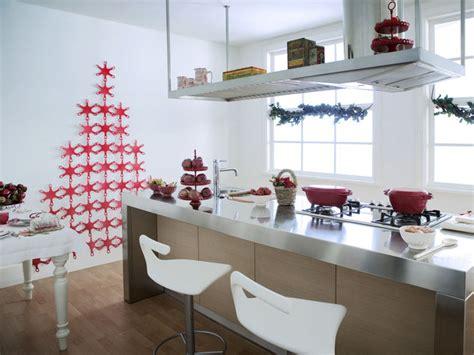 giochi di cucina natalizia albero di natale in cucina addobbi per le feste donna