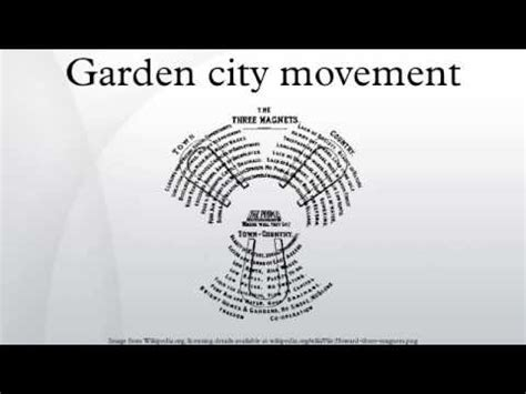 Garden City Movement by Garden City Movement