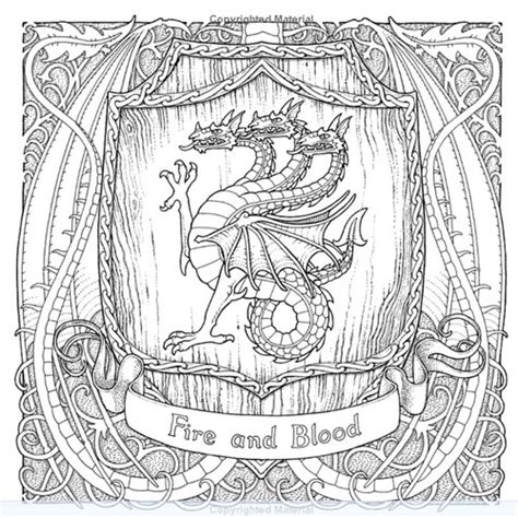 thrones colouring book images of thrones coloring book 8jpg of thrones