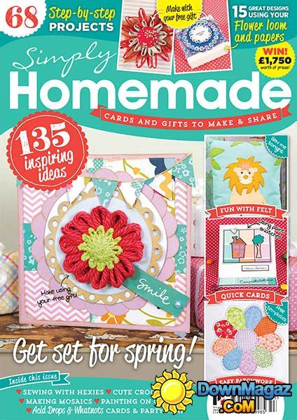 Simply Handmade Magazine - simply issue 53 2015 187 pdf magazines
