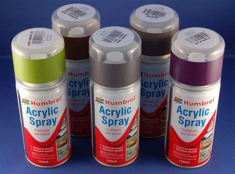 acrylic paint reviews humbrol acrylic spray 150ml tools paint reviews