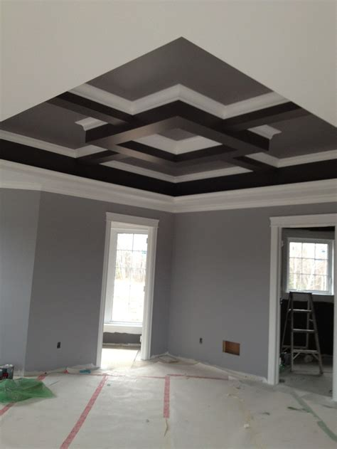 tray ceiling bedroom design