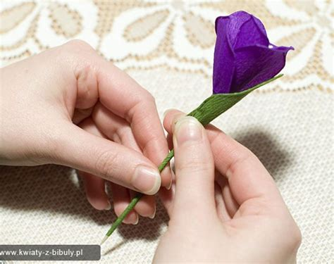 como hacer calas en papel crepe crisantemo de papel crepe imagui