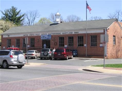 Maryland Post Office by Gaithersburg Md 20877 U S Post Offices On Waymarking