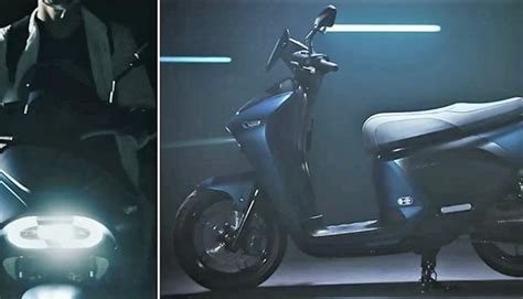 yamaha ec  electric scooter  gogoro batteries unveiled