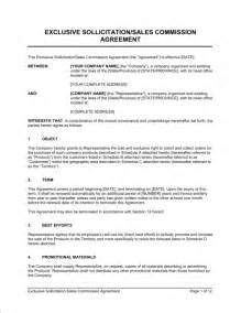 commission based employment contract template overseas for us citizens hotel in bakersfield