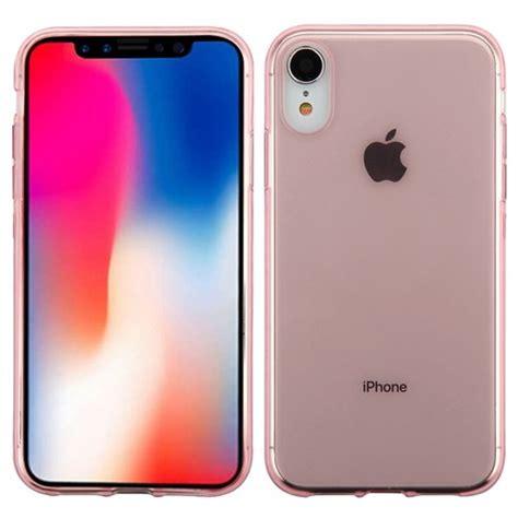 tpu flexi shield gel for iphone xr gold hd accessory