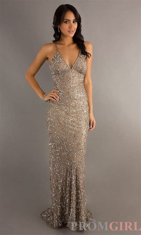 backless sequin gowns scala open back prom dresses promgirl senior year