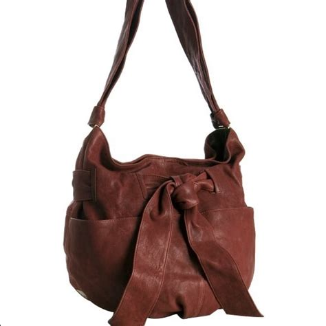Kooba Devin Shoulder Bag by 63 Kooba Handbags Kooba Devin Tie Front Bag From