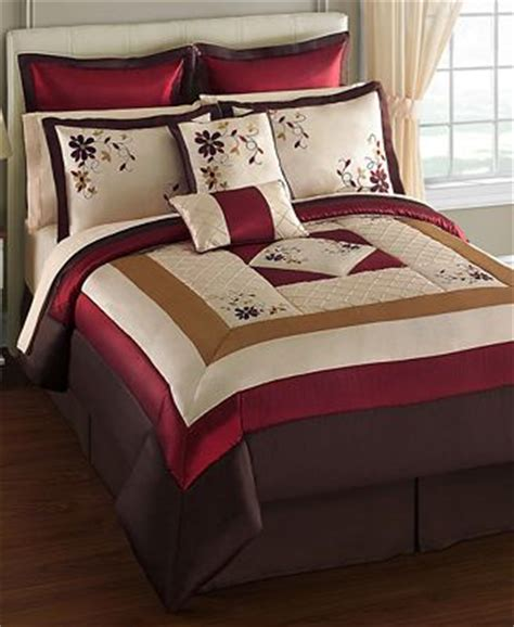 24 piece bed in a bag closeout janelle 24 piece queen comforter set bed in a