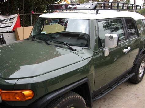 Baja Rack Fj Cruiser by Fj Cruiser Baja Roof Rack 07 2014