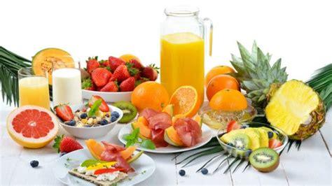 alimentazione sana salva la linea e combatti il calore