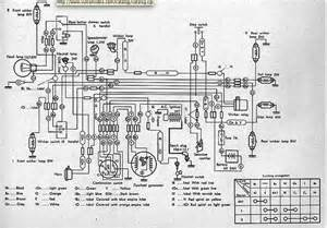 honda c100 wiring diagram honda free engine image for user manual