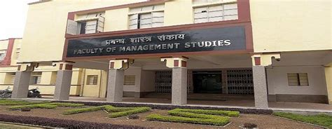 Fms Delhi Part Time Mba 2017 by Of Delhi Faculty Of Management Studies Fms