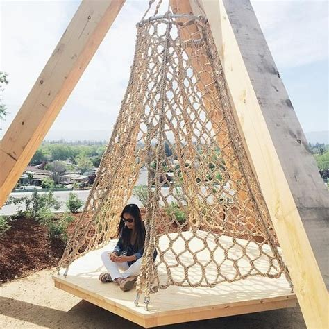 teepee swing 25 best images about outdoor space on pinterest