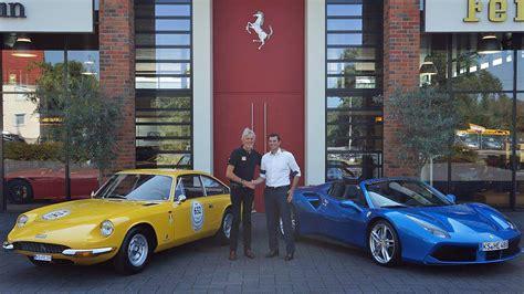 Eberlein Ferrari by Ferrari Eberlein Plant Unternehmensnachfolge Autohaus De