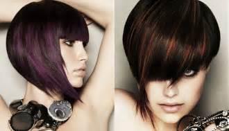 Pics photos cute long bob with bangs beauty salon hair styles