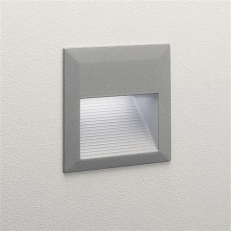 Recessed Wall Light Fixture Led Rectangular Outdoor Eco