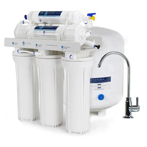 under sink reverse osmosis water filter olympia water systems 5 stage under sink reverse osmosis