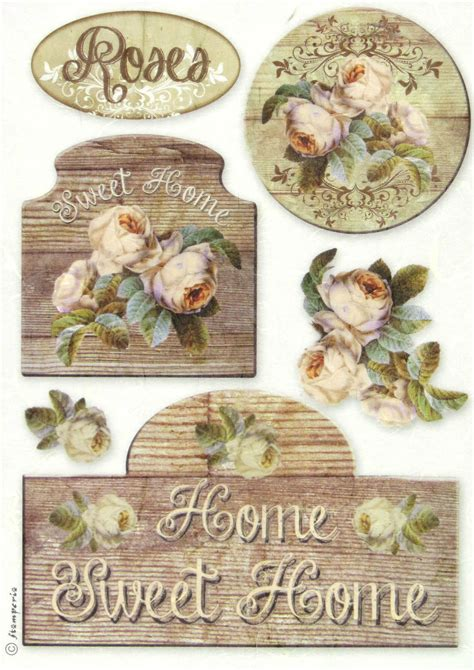 Free Printable 3d Decoupage Sheets - ricepaper decoupage paper scrapbooking sheets craft