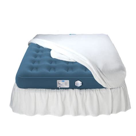 aerobed  raised queen inflatable air bed mattress