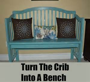 How To Change A Crib Into A Toddler Bed 12 Great Ways To Reuse Baby Cribs Diy Home Creative Ideas For Home Garden