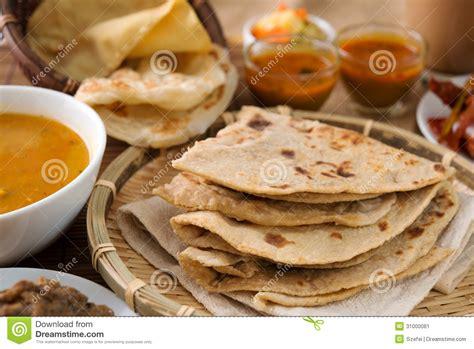 chapati  roti canai stock image image  malaysian