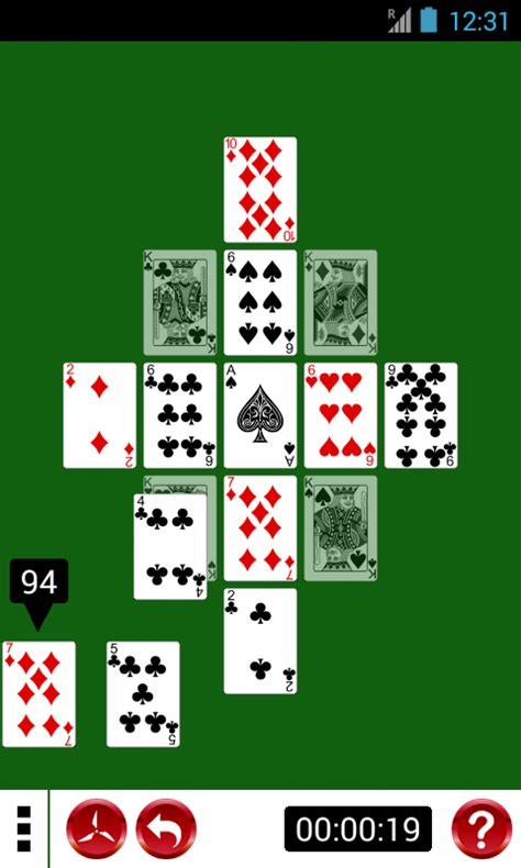 printable solitaire card games droidgox solitaire card games android apps on google play