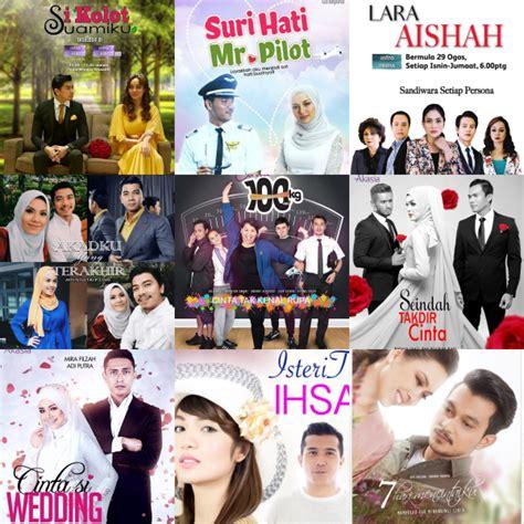 film drama terbaik malaysia throwback himpunan drama melayu paling best popular