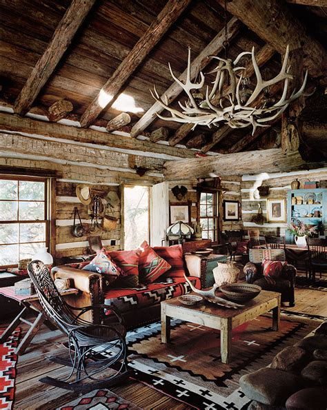 colorado home decor le ranch de ralph lauren dans le colorado ad