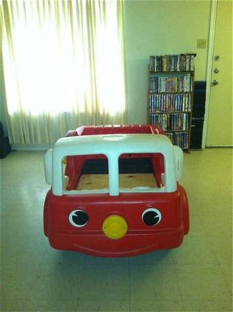 fire truck toddler bed step 2 step 2 fire truck toddler bed sale for sale