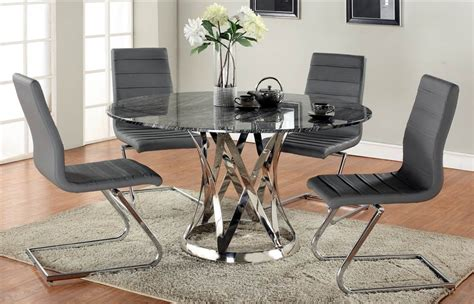 5 pc dining table set express home decor
